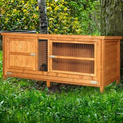 5ft Chartwell Single Luxury Rabbit Hutch