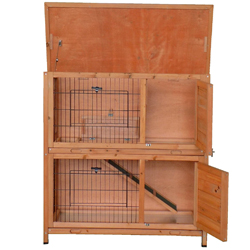 Bently Two-Storey Hutch