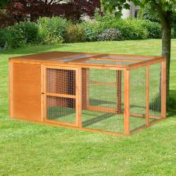 Westbury 4ft Rabbit Run